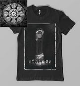 "Image of Compass 10"" Vinyl + Clock Shirt"