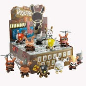 Image of Kidrobot Post Apocalypse Dunny Series Case of 16 - Huck Gee