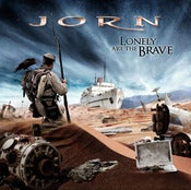 Image of Jorn - Lonely Are The Brave [12&quot; vinyl edition]
