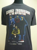 Image of 80s George Thorogood & the Destroyers T shirt