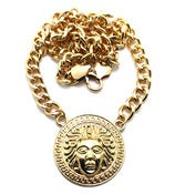 Image of Coolio High - Vintage Medusa Medallion