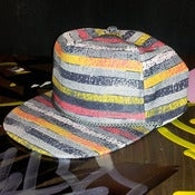Image of Fresh Prince Hat - Grey Stripes