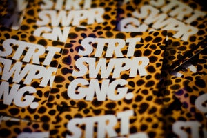 Image of STRT SWPR GNG Square - CHEETAH