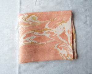 Image of Marbled Silk Runner ii