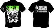 Image of SPASM Drum'n'Bass T-shirt