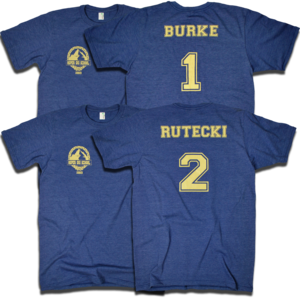 Image of Aspen Extreme 1993 TJ Burke & Dexter Rutecki tees by Backpage Press