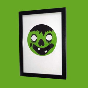 Image of Zombie Billy Roll - Archival Giclée Print