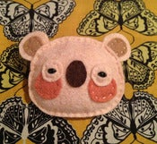 Image of Brown Sugar Koala Brooch