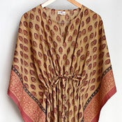 Image of Anokhi Cotton Kaftan 2