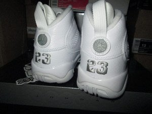 "Image of Air Jordan IX (9) Retro ""Anniversary"" GS"