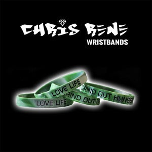 Image of Special Edition - Chris Rene/Love Life Wristbands