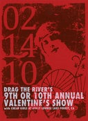 Image of Drag the River Valentines Day