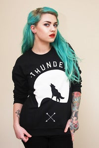 Image of Howling Moon Sweater