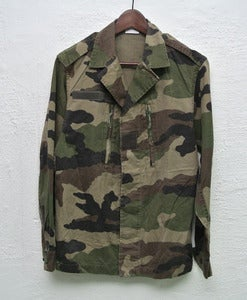 Image of French F2 Camo jacket (S)