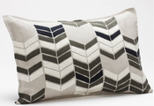 Image of Chevron Stack Pillow