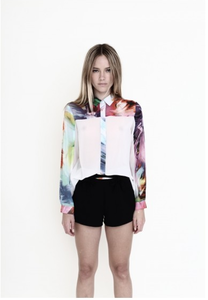 Bella Multi Colour Blouse
