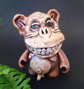 Image of Naughty Chimp Toy Set