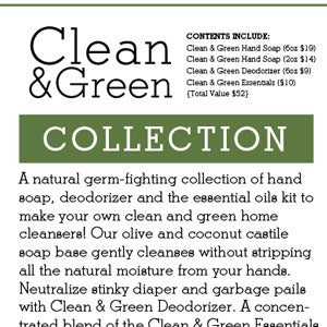 Image of Clean & Green Collection