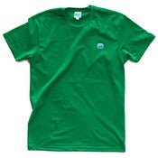 Image of 8 Bit Apparel #Pixel Tee Heather Green