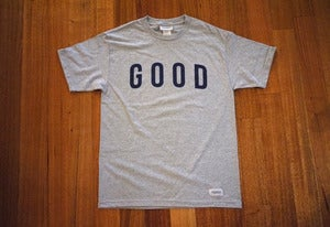 Image of G.O.O.D - Grey