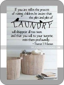 Image of LAUNDRY - If you are still in the process of...