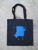 Image of New - Seeing Things tote bags with new graphic by Chet Childress