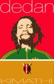 Image of Tribute Dedan Kimathi Limited Edition Poster