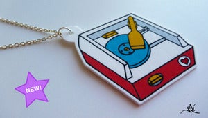 Image of Fisher Price Record Player Pendant