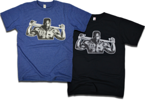 Image of Bo Jackson &quot;Knows Backpage Press&quot; tees