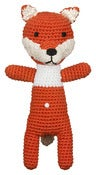 Image of Crochet Mini fox