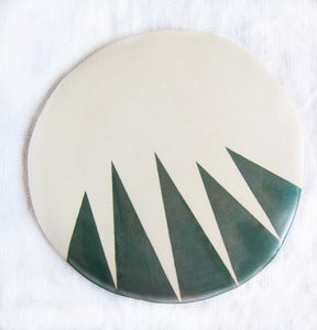 Image of Green Triangle Cheese Board