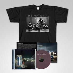 Image of CD & Shirt Combo Pack