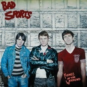 Image of Bad Sports - Kings of the Weekend Cassette *Pre-Order*