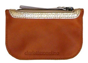 Image of Pochette en cuir Mini RIVERSIDE - dernires pices