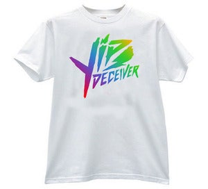Image of Yip Deceiver White T-Shirt