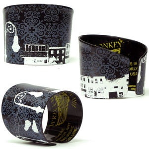 Image of City Collection Cuff Bracelets