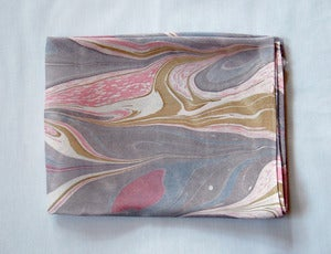 Image of Marbled Silk Runner xx