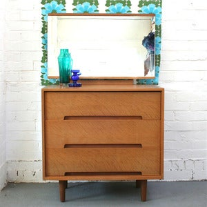 Image of Vintage Stag 'C' Design Dressing Table - SOLD