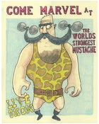 Image of The Worlds Strongest Mustache