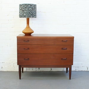 Image of Vintage Wrighton Chest of Drawers