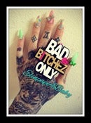 Image of ●►BAD BITCHEZ ONLY◄● (Ring)
