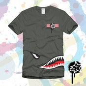 "Image of ""FIGHTER JET"" T-Shirt"