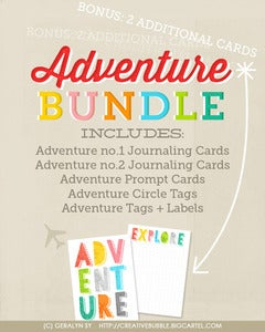 Image of Adventure Bundle (Digital)