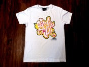 Image of GIRL'S TALK: Youth Project Collaboration Tshirt.