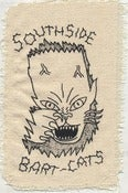 Image of Southside Bart Cats Patch