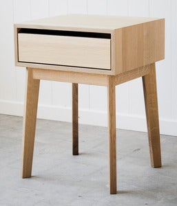 Image of Two in stock - Solid Quarter Sawn White Oak Nightstand