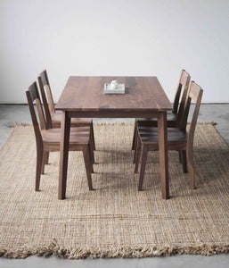 Image of Ventura Dining Table - Solid Walnut