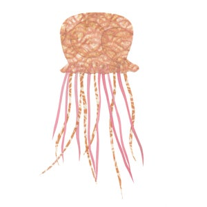 Image of Jellyfish Original Art