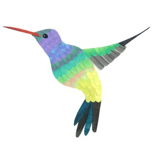Image of Hummingbird Original Art