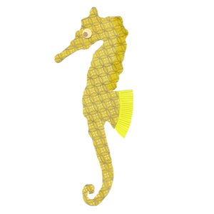 Image of Seahorse Original Art